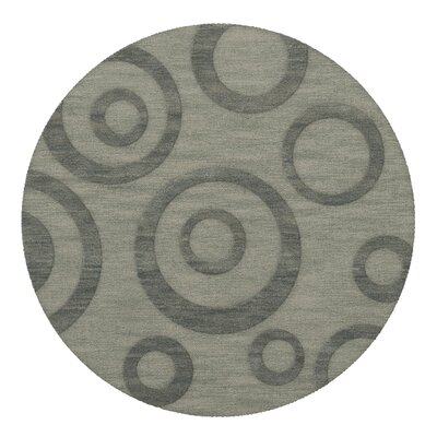 Dover Spa Area Rug Rug Size: Round 8