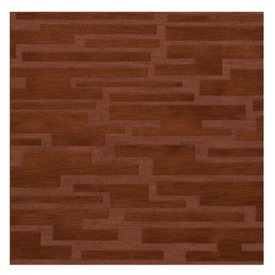 Dover Spice Area Rug Rug Size: Square 12