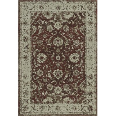 Geneva Dalyn Paprika Area Rug Rug Size: Rectangle 96 x 132