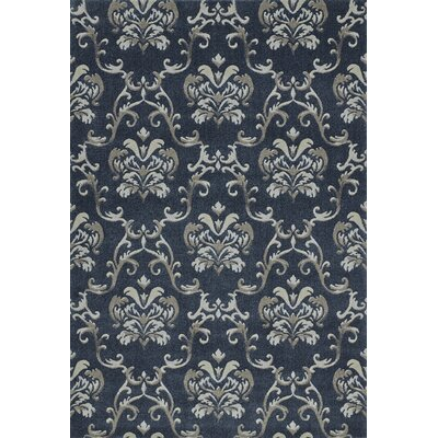Geneva Dalyn Navy Area Rug Rug Size: Rectangle 53 x 77