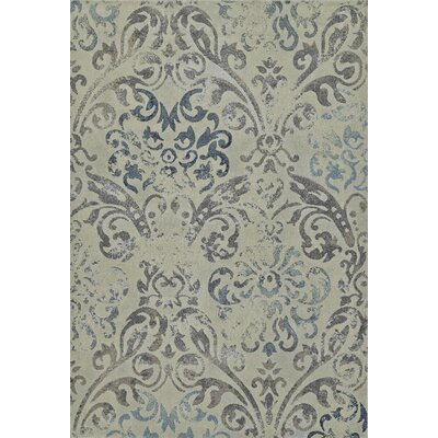 Palma Linen Area Rug Rug Size: Rectangle 53 x 77