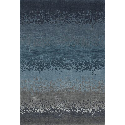 Jamari Blue Area Rug Rug Size: Rectangle 33 x 51