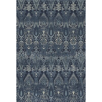 Billie Dalyn Navy Area Rug Rug Size: 96 x 132