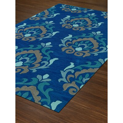 Aloft Nautical Area Rug Rug Size: Rectangle 5 x 76