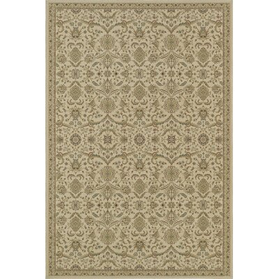 Malta Dalyn Ivory Area Rug Rug Size: Rectangle 96 x 132