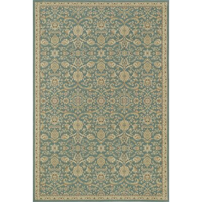 Malta Dalyn Blue Area Rug Rug Size: Rectangle 53 x 77