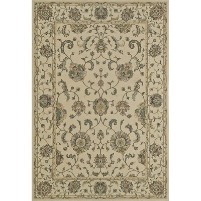 Malta Dalyn Ivory Area Rug Rug Size: Rectangle 710 x 107