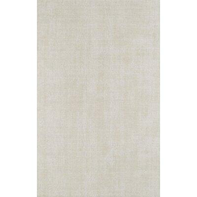 Tasha Ivory Area Rug Rug Size: 36 x 56