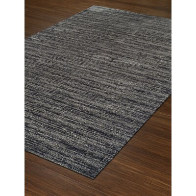 Borgo Gray Area Rug Rug Size: Rectangle 96 x 132