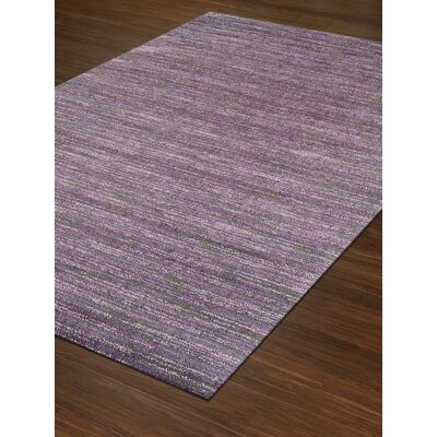 Borgo Orchid Area Rug Rug Size: Rectangle 53 x 77