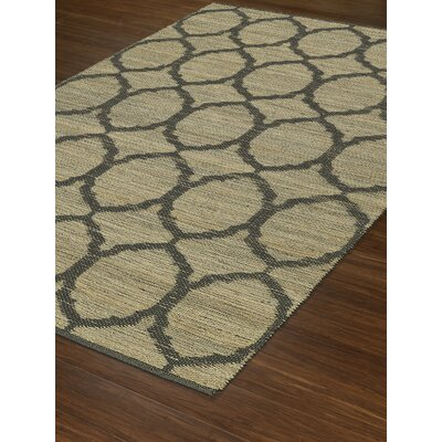 Santiago Dalyn Charcoal Area Rug Rug Size: Rectangle 9 x 13