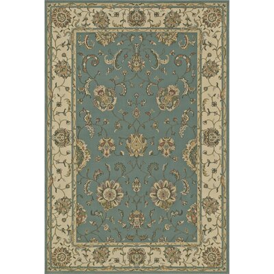 Malta Dalyn Blue Area Rug Rug Size: Rectangle 33 x 51