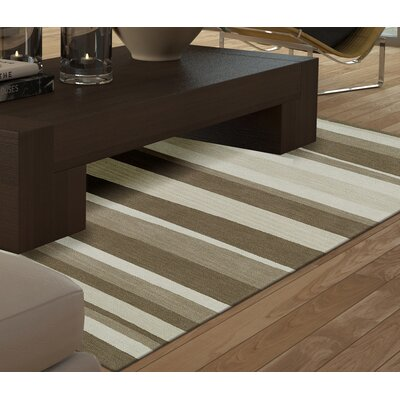 Lorne Taupe Area Rug Rug Size: Rectangle 36 x 56