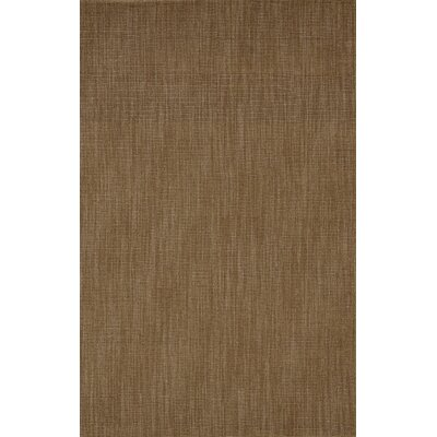 Dionne Mocha Solid Rug Rug Size: Rectangle 9 x 13