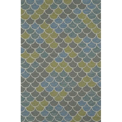Cabana Hand-Tufted Multi Indoor/Outdoor Area Rug Rug Size: 36 x 56