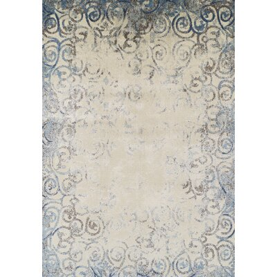Lavita Linen Area Rug Rug Size: Rectangle 33 x 51