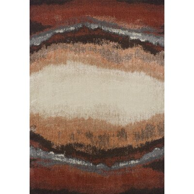 Lavita Canyon Area Rug Rug Size: Rectangle 96 x 132