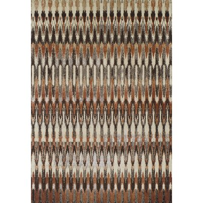 Caleb Canyon Area Rug Rug Size: Rectangle 53 x 77