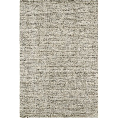 Toro Hand-Loomed Sand Area Rug Rug Size: Rectangle 8 x 10