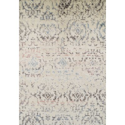 Lavita Linen Area Rug Rug Size: Rectangle 53 x 77