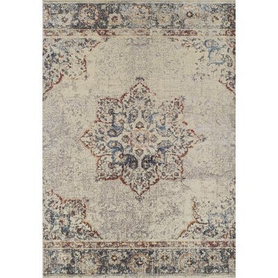 Lavita Linen Area Rug Rug Size: Rectangle 96 x 132