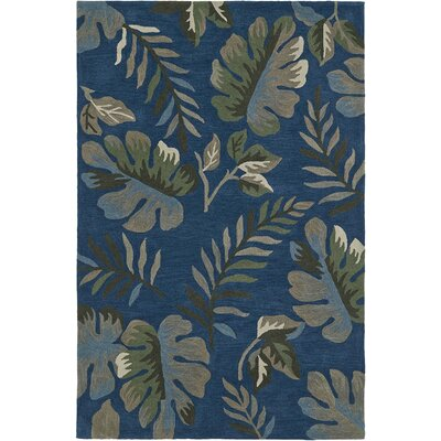 Maui Baltic Area Rug Rug Size: Rectangle 36 x 56