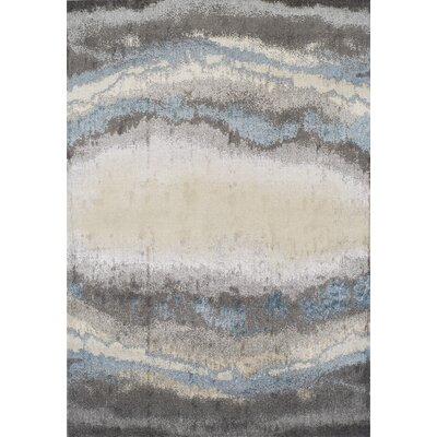 Lavita Pewter Area Rug Rug Size: Rectangle 710 x 107
