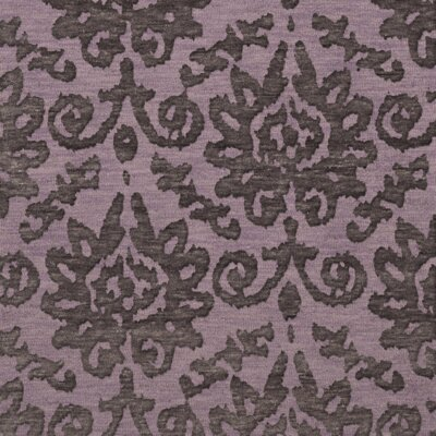 Bella Purple Area Rug Rug Size: Square 4