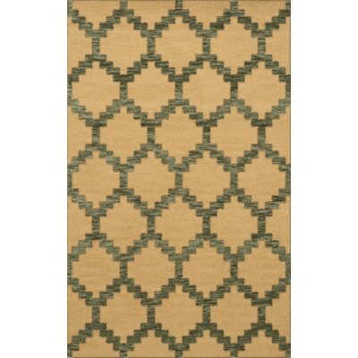 Bella Beige Area Rug Rug Size: Rectangle 4 x 6