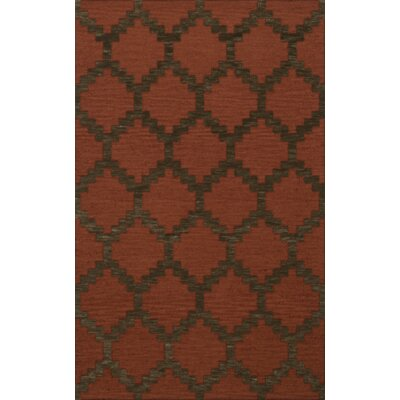 Bella Brown Area Rug Rug Size: 9 x 12