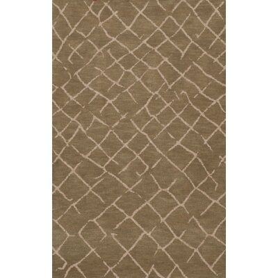 Bella Brown Area Rug Rug Size: 6 x 9