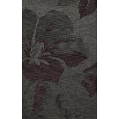 Bella Gray Area Rug Rug Size: Rectangle 12 x 18