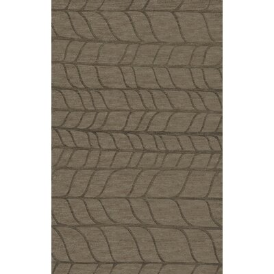 Bella Gray Area Rug Rug Size: Rectangle 9 x 12