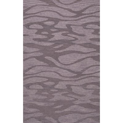 Bella Purple Area Rug Rug Size: Rectangle 9 x 12