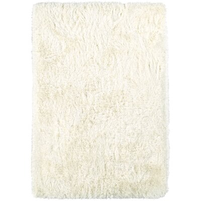 Impact Hand-Tufted Beige Area Rug Rug Size: Rectangle 36 x 56