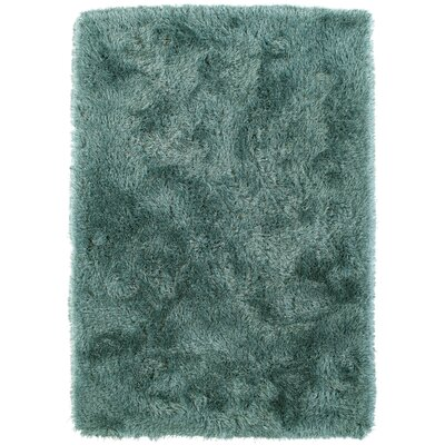 Impact Hand-Tufted Green Area Rug Rug Size: Rectangle 36 x 56
