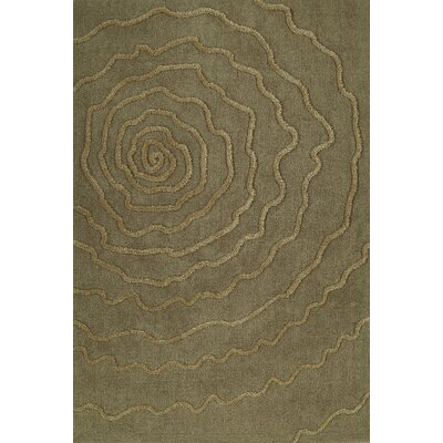 Dakota Sand Area Rug Rug Size: Rectangle 3'6