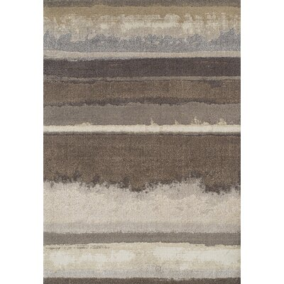 Antigua Mocha Area Rug Rug Size: Rectangle 96 x 132
