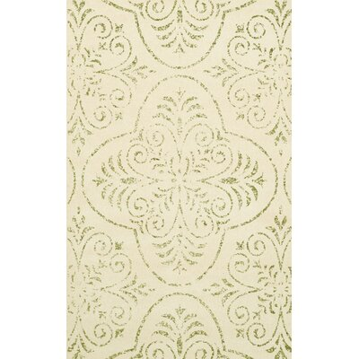 Bridge Beige Area Rug Rug Size: Square 8