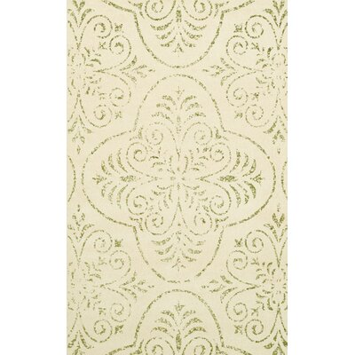 Bridge Beige Area Rug Rug Size: 6 x 9