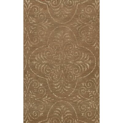 Bridge Brown Area Rug Rug Size: 12 x 15