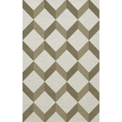 Bella Beige Area Rug Rug Size: Rectangle 3' x 5'