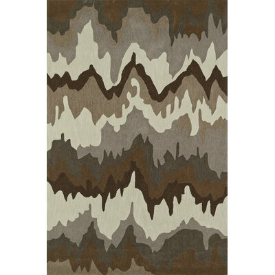 Journey Hand-Tufted Earth Area Rug Rug Size: Rectangle 5 x 76