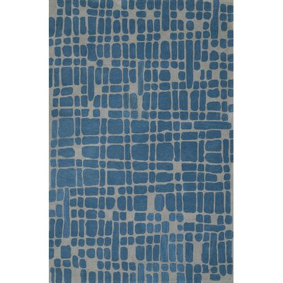 Journey Hand-Tufted Baltic Area Rug Rug Size: 36 x 56