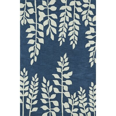 Journey Hand-Tufted Baltic Area Rug Rug Size: Rectangle 9 x 13