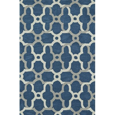 Journey Hand-Tufted Baltic Area Rug Rug Size: Rectangle 5 x 76