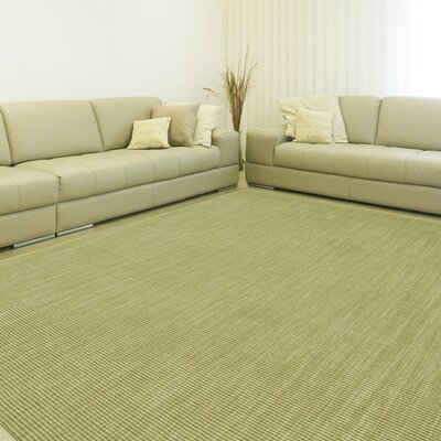 Dionne Aloe Solid Rug Rug Size: Rectangle 8 x 10