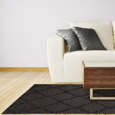 Dover Ash Area Rug Rug Size: Rectangle 3 x 5
