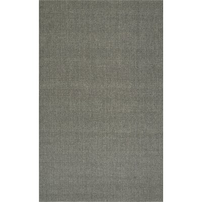 Dionne Hand-Tufted Ash Area Rug Rug Size: Rectangle 8 x 10