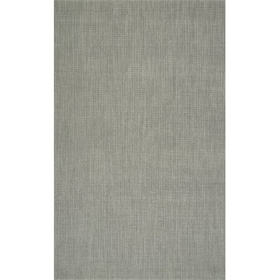 Dionne Hand-Tufted Silver Area Rug Rug Size: Rectangle 9 x 13